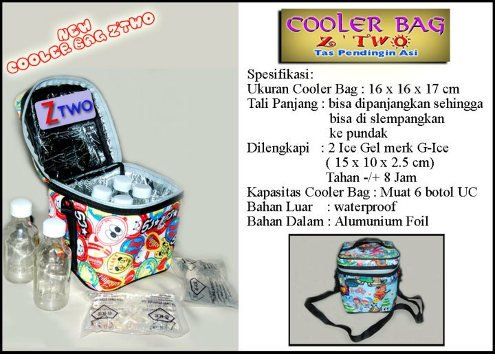 jual cooler bag asi murah