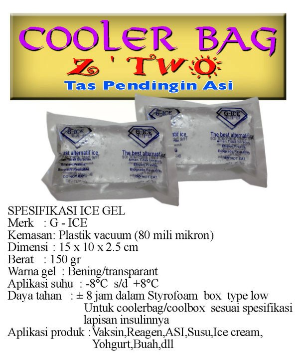 jual promo cooler bag