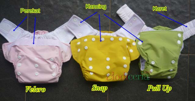 cloth diaper murah ztwo